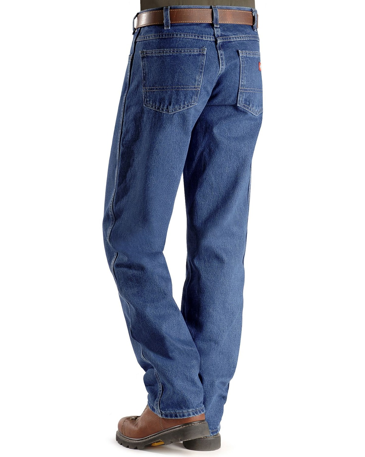 1cc19582 Zoomed Image Dickies Jeans - Relaxed Fit Work Jeans, Stonewash, hi-res.  Zoomed Image ...