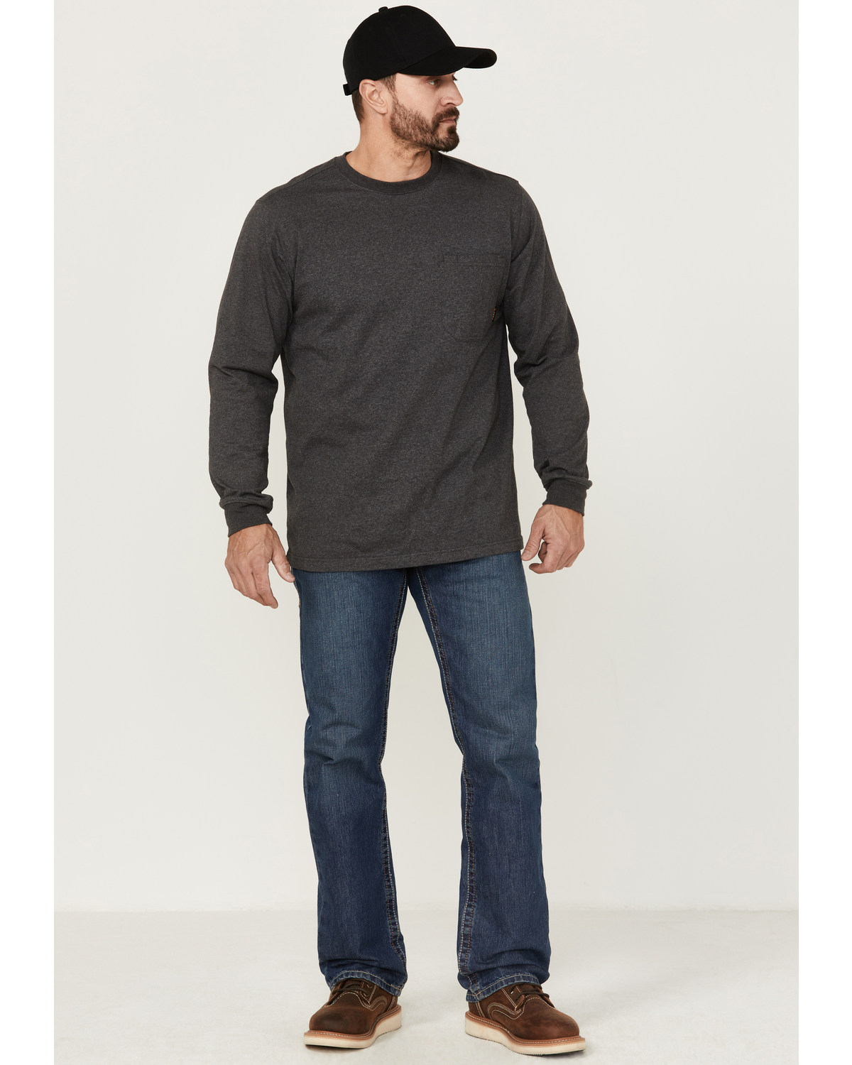 Ariat Men S Flame Resistant M5 Straight Leg Work Jeans Boot Barn