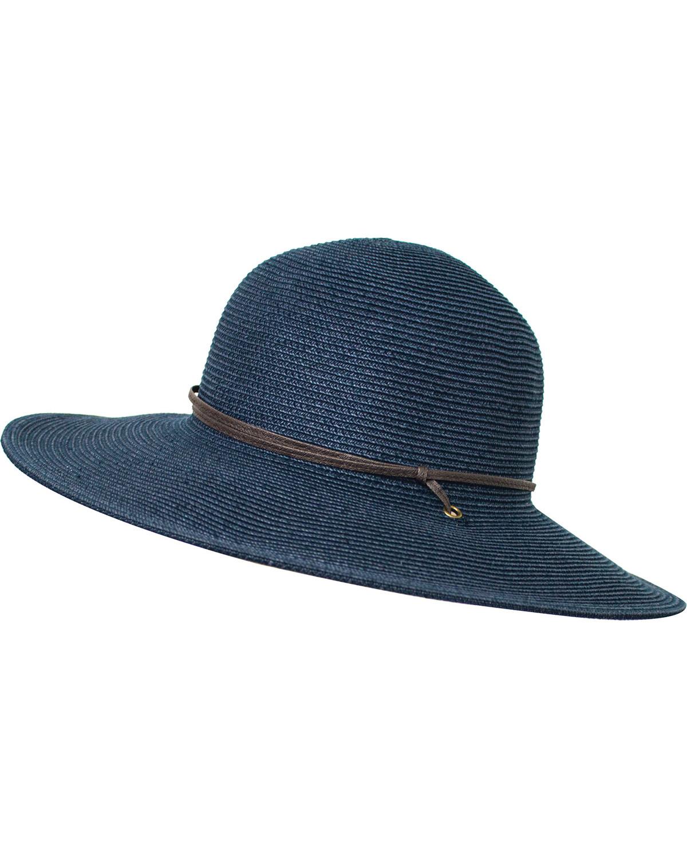 Peter Grimm Women s Navy Coralia Sun Hat  b84cbd0c508