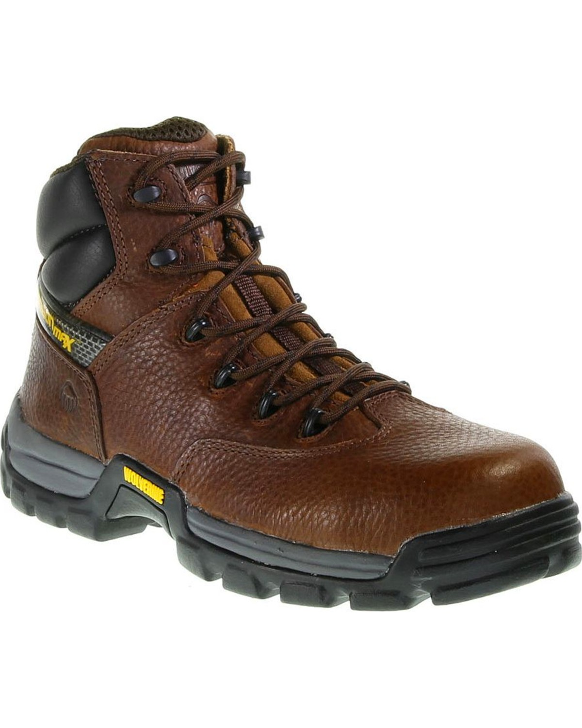 2b8ed321b57 Wolverine Men's Guardian CarbonMAX® Safety Toe Work Boots