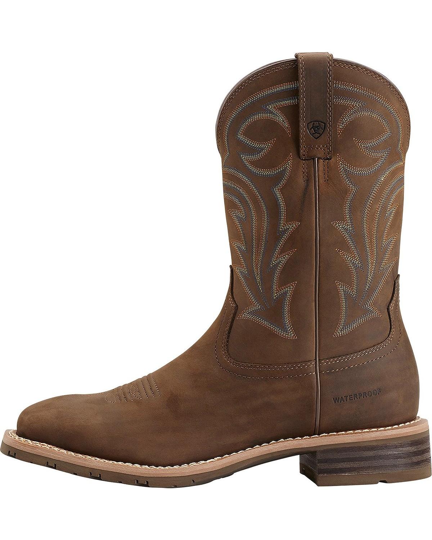 Ariat Men's Waterproof Hybrid Rancher Boots
