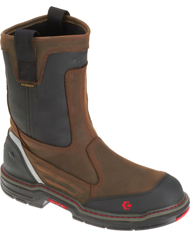 WP Comp Toe Wellington Boots | Boot Barn