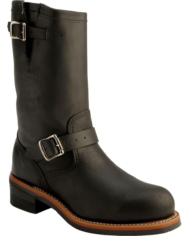 Chippewa Engineer Boots - Steel Toe