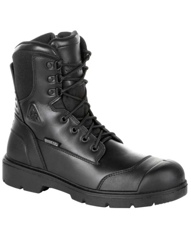 Work Boots - Steel Toe