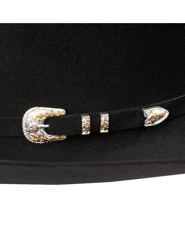 Larry Mahan Superior 500X Fur Felt Cowboy Hat  9a6fa02dd0a