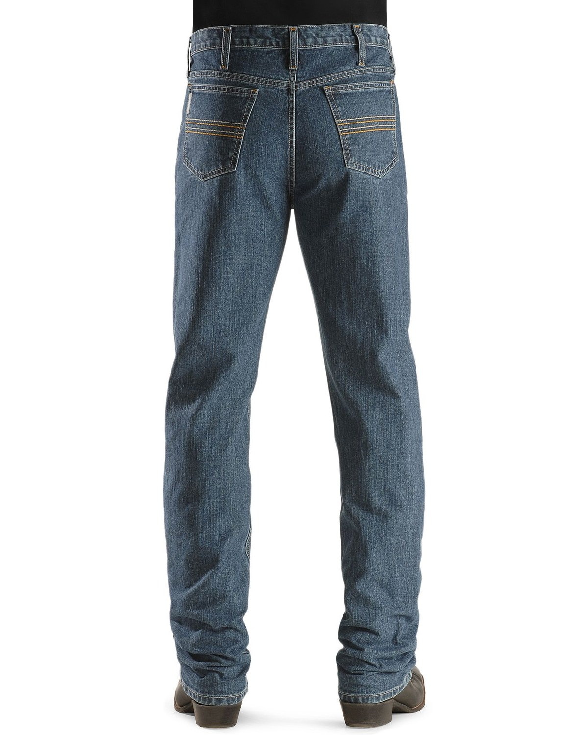 9ca294f5 Zoomed Image Cinch Men's Silver Label Slim Fit Jeans, Indigo, ...