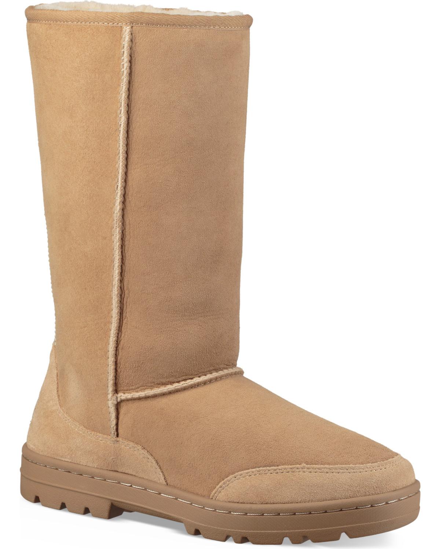 super popular 09462 272d6 UGG Women's Sand Ultra Tall Revival Boots