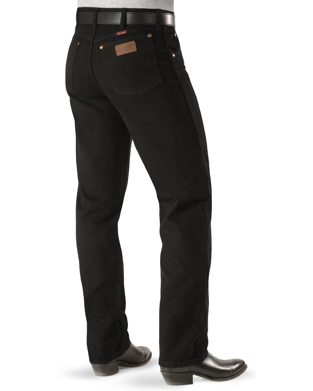 Wrangler Men S Cowboy Cut Original Fit Jeans Boot Barn