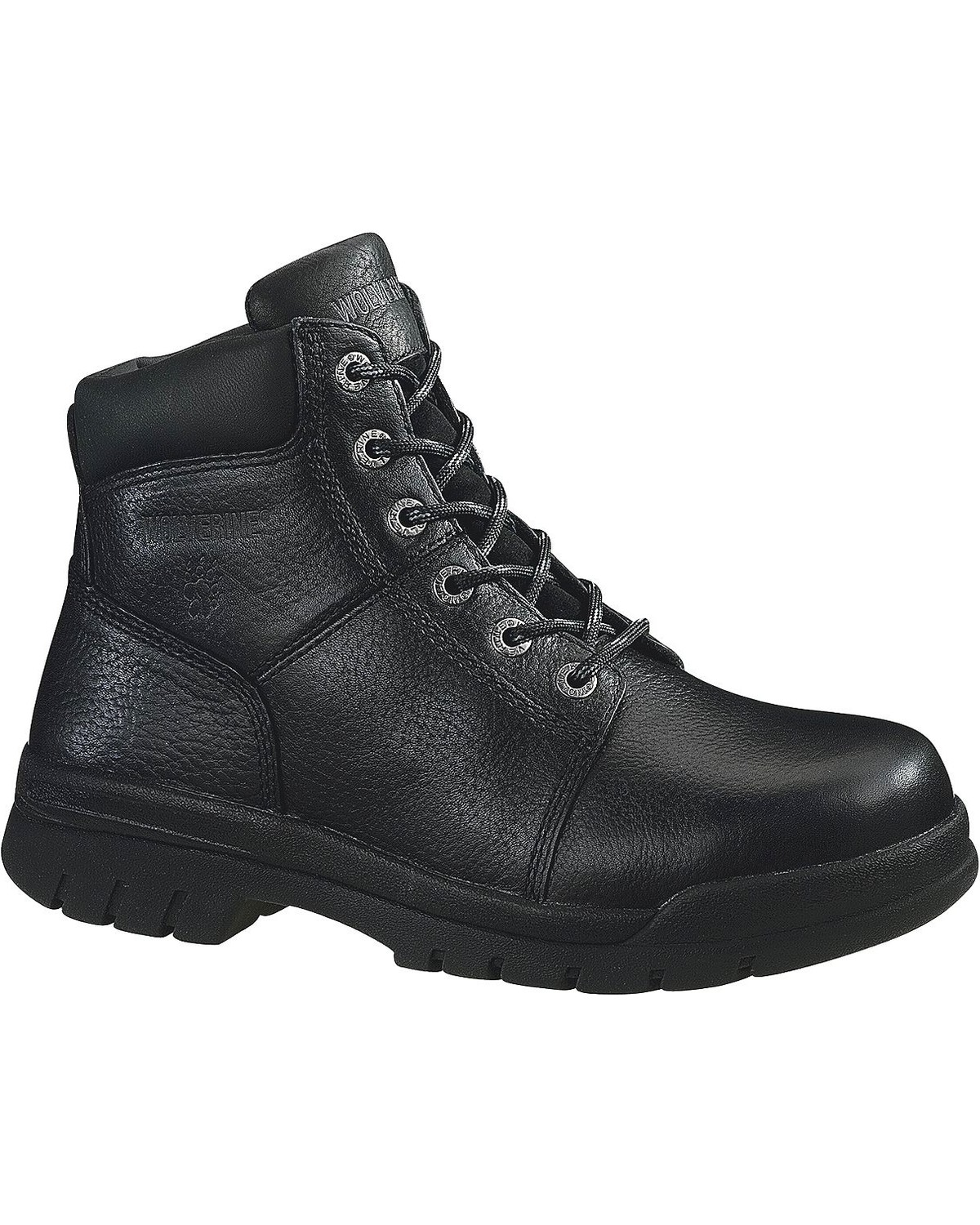 a64f44f6c86 Wolverine Men's Marquette Steel Toe EH Work Boots