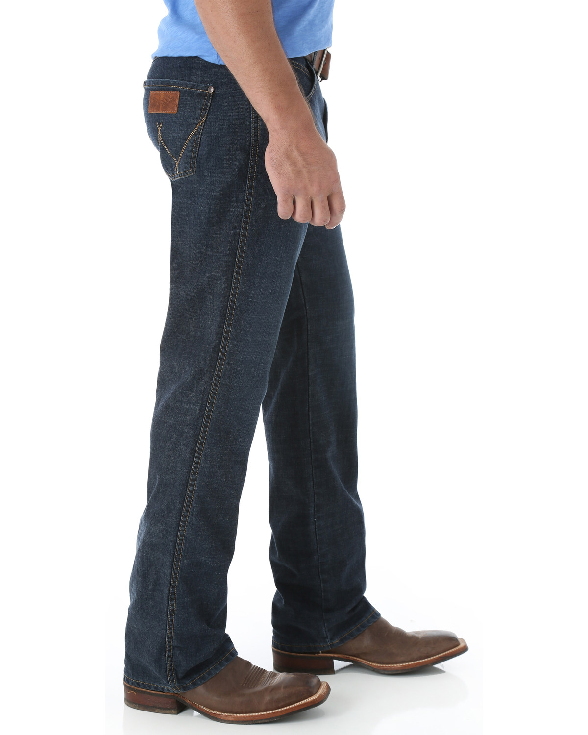 Wrangler Retro Men's Relaxed Fit Boot Cut Jeans