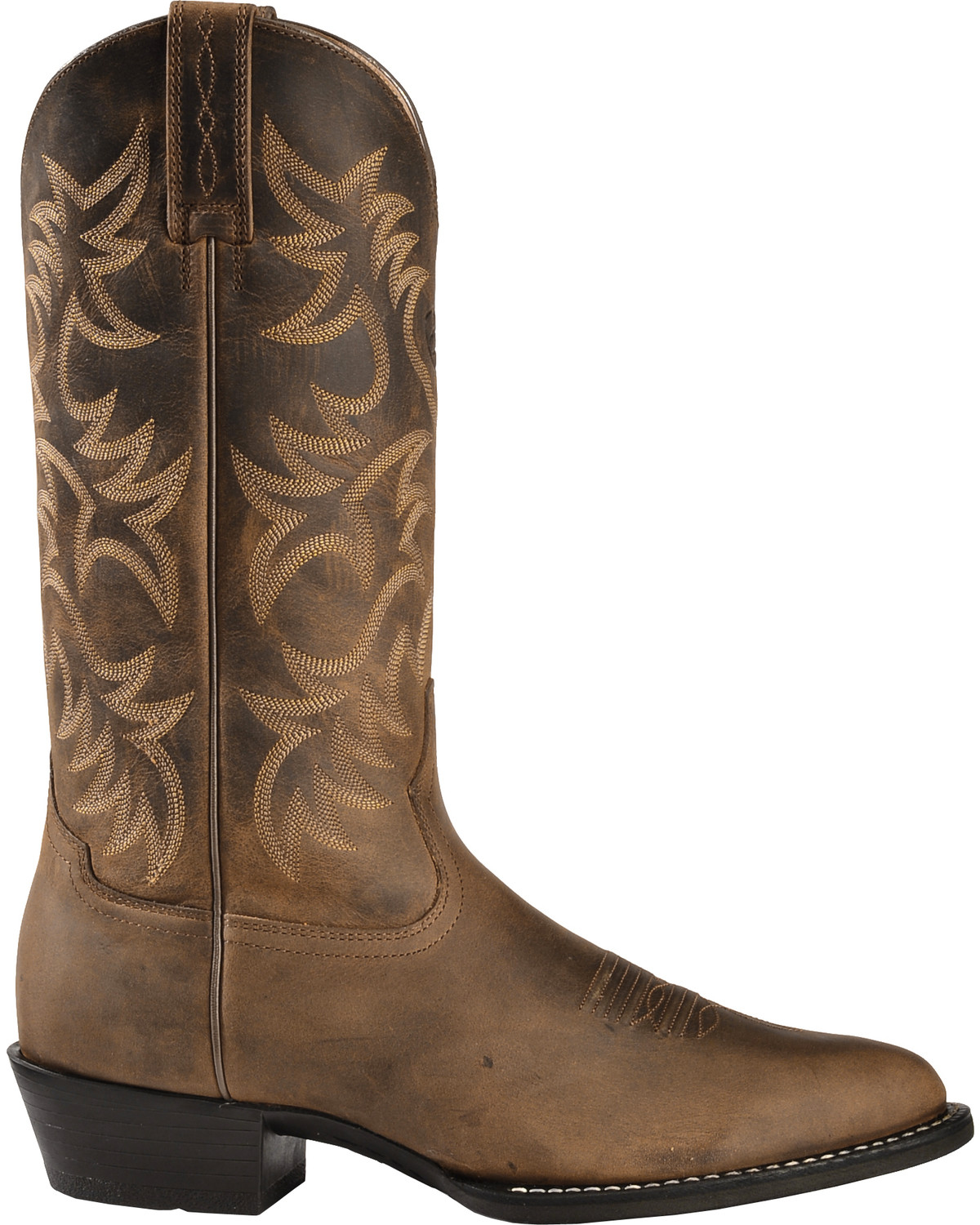 Ariat Heritage Cowboy Boots Medium Toe Boot Barn