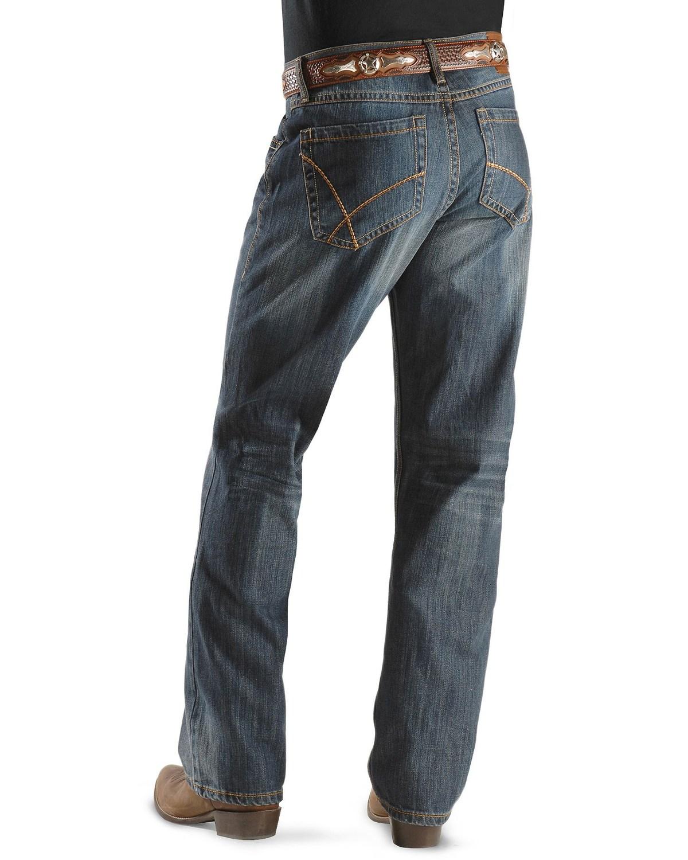 c9da5b84e31 Wrangler Men's 20X Xtreme Boot Cut Jeans