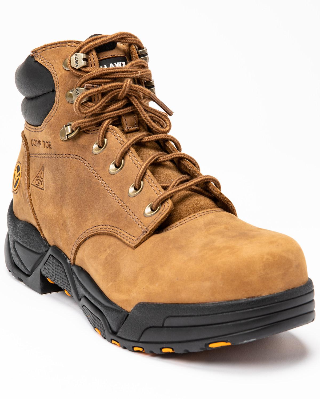 Hawx Men's Enforcer Lace-Up Work Boots