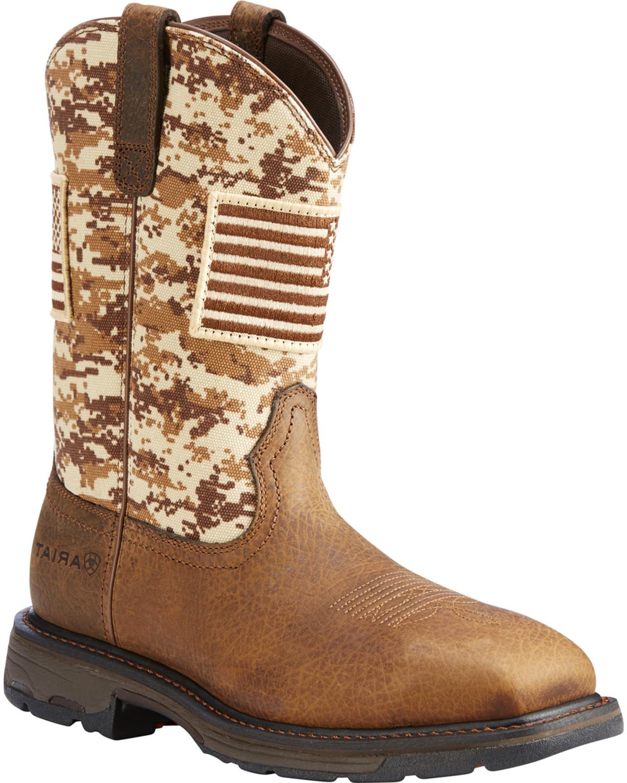 Ariat Workhog Boots
