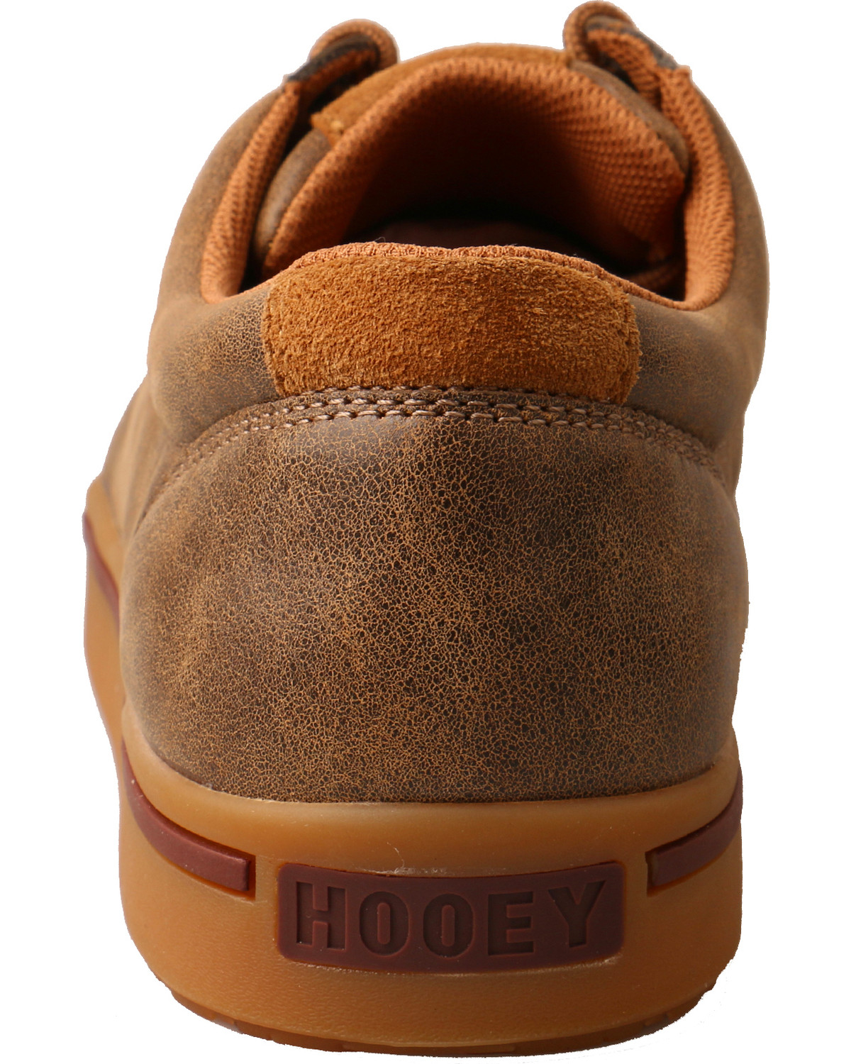 Twisted X Men s Hooey Smooth Leather Casual Shoes - Moc Toe  00917f96587
