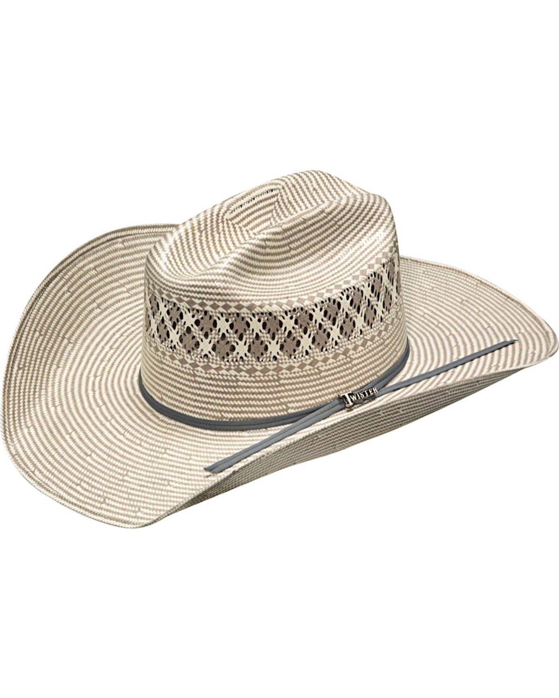 Twister Men s Ivory 20X Shantung Hat  2b82ad19cb9
