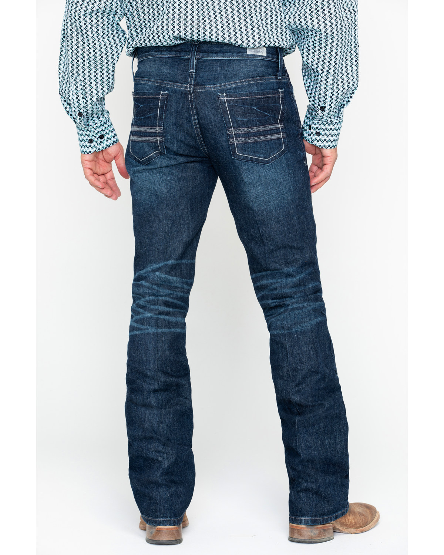 f4f82fc4 Zoomed Image Cinch Men's Ian Slim Fit Boot Cut Jeans, Indigo, ...