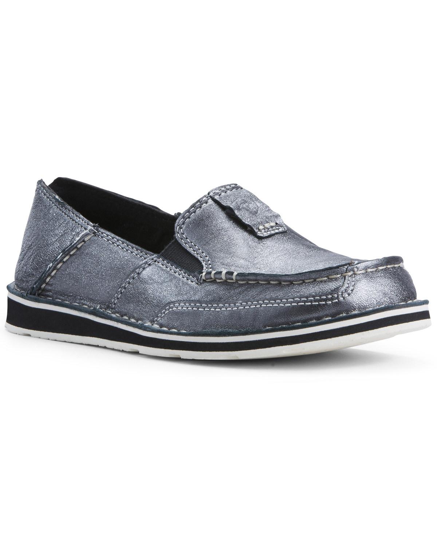 dbd7cc577c4 Ariat Women s Pewter Cruiser Shoes - Moc Toe