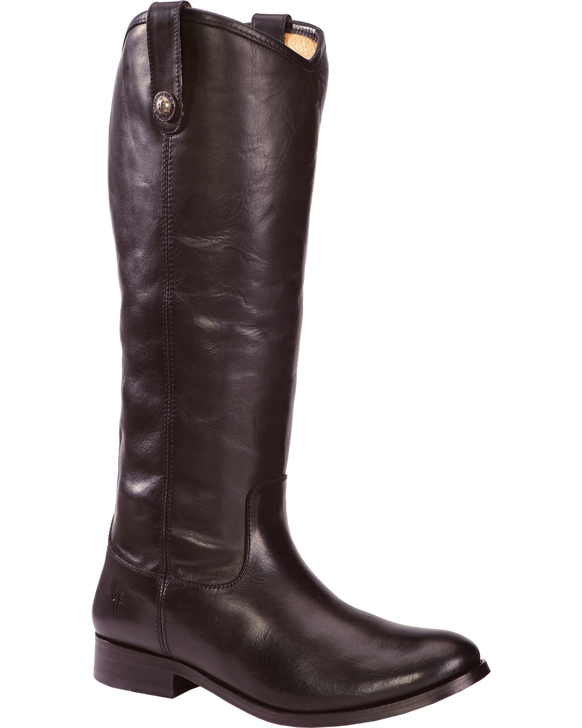 5ee2153472f9 Frye Women s Melissa Button Riding Boots - Wide Calf
