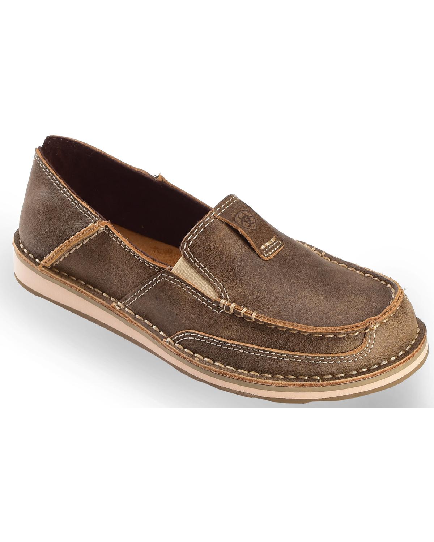 172c196102c Ariat Women s Brown Bomber Cruiser Shoes