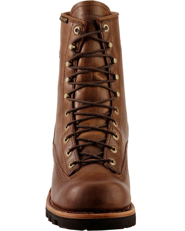 Chippewa Men S Waterproof Logger Work Boots Boot Barn