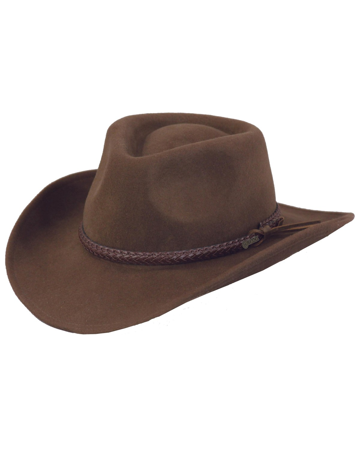 Outback Trading Co. Dusty River Crushable Australian Wool ...