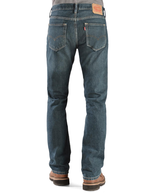 9ec5364a Zoomed Image Levi's Men's 527® Low Rise Boot Cut Jeans, Overhaul, ...