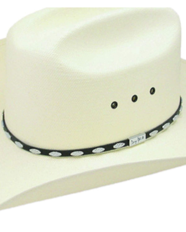 Resistol George Strait Silver Eagle Straw Cowboy Hat  0690be8fafe