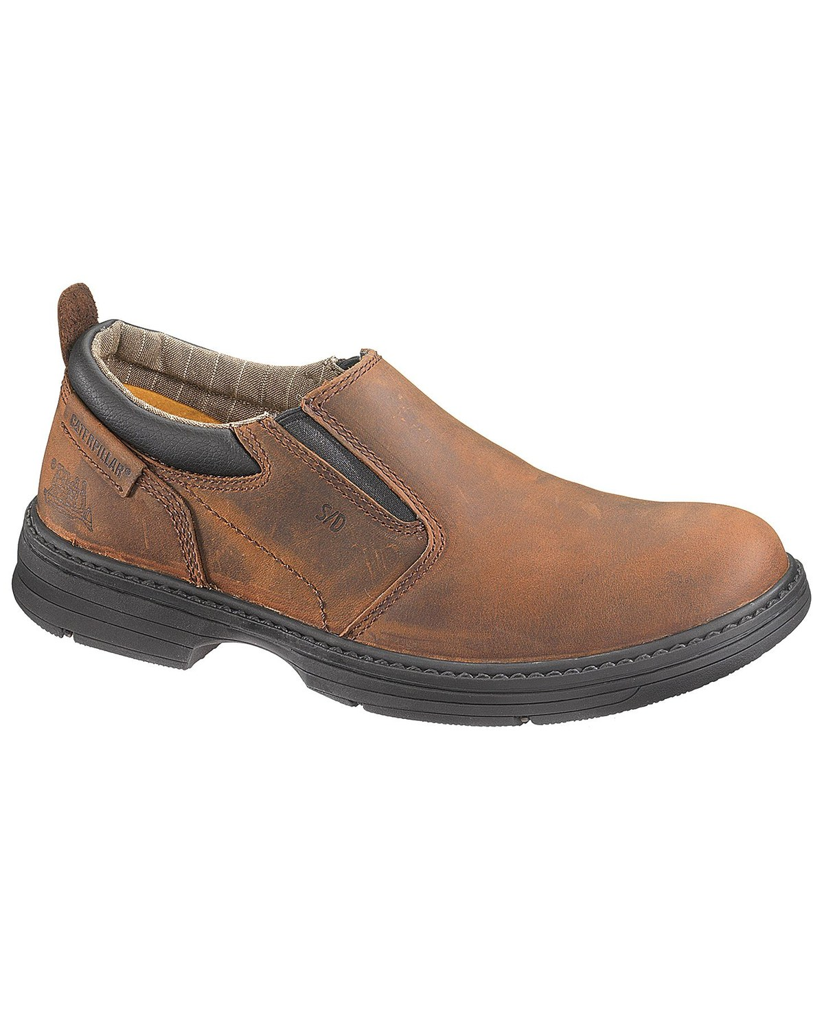 Caterpillar Conclude Slip-On Work Shoes
