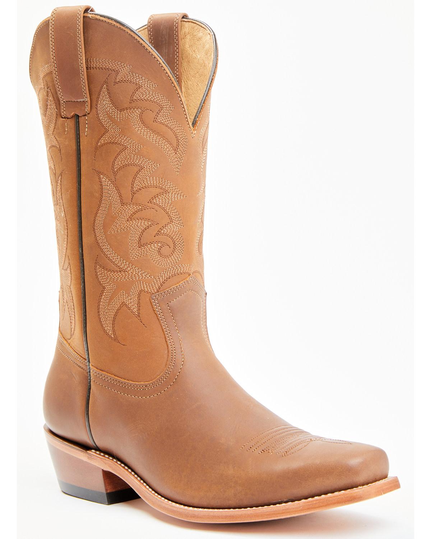 a8e072d88876c Moonshine Spirit Men's Crazy Horse Vintage Western Boots