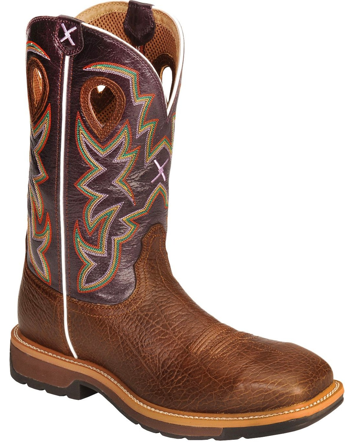 fa835f202e3 Twisted X Lite Pull-On Work Boots - Composite Toe