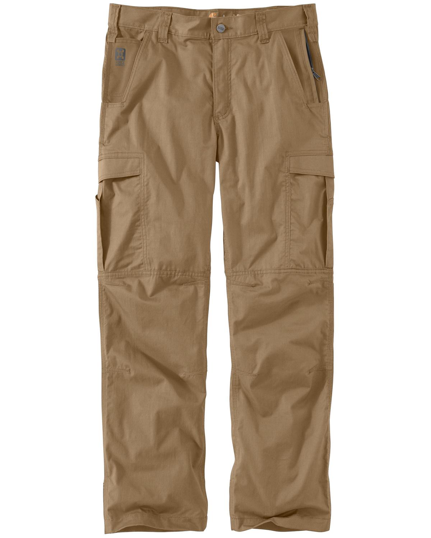 b6d71f0e22 Zoomed Image Carhartt Men's Dark Khaki Force Extremes Cargo Pants , Khaki,  ...