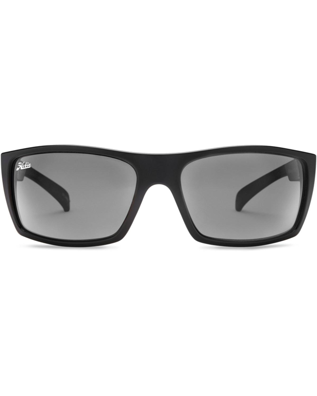 76e62886261 Hobie Men s Satin Black Baja Polarized Sunglasses