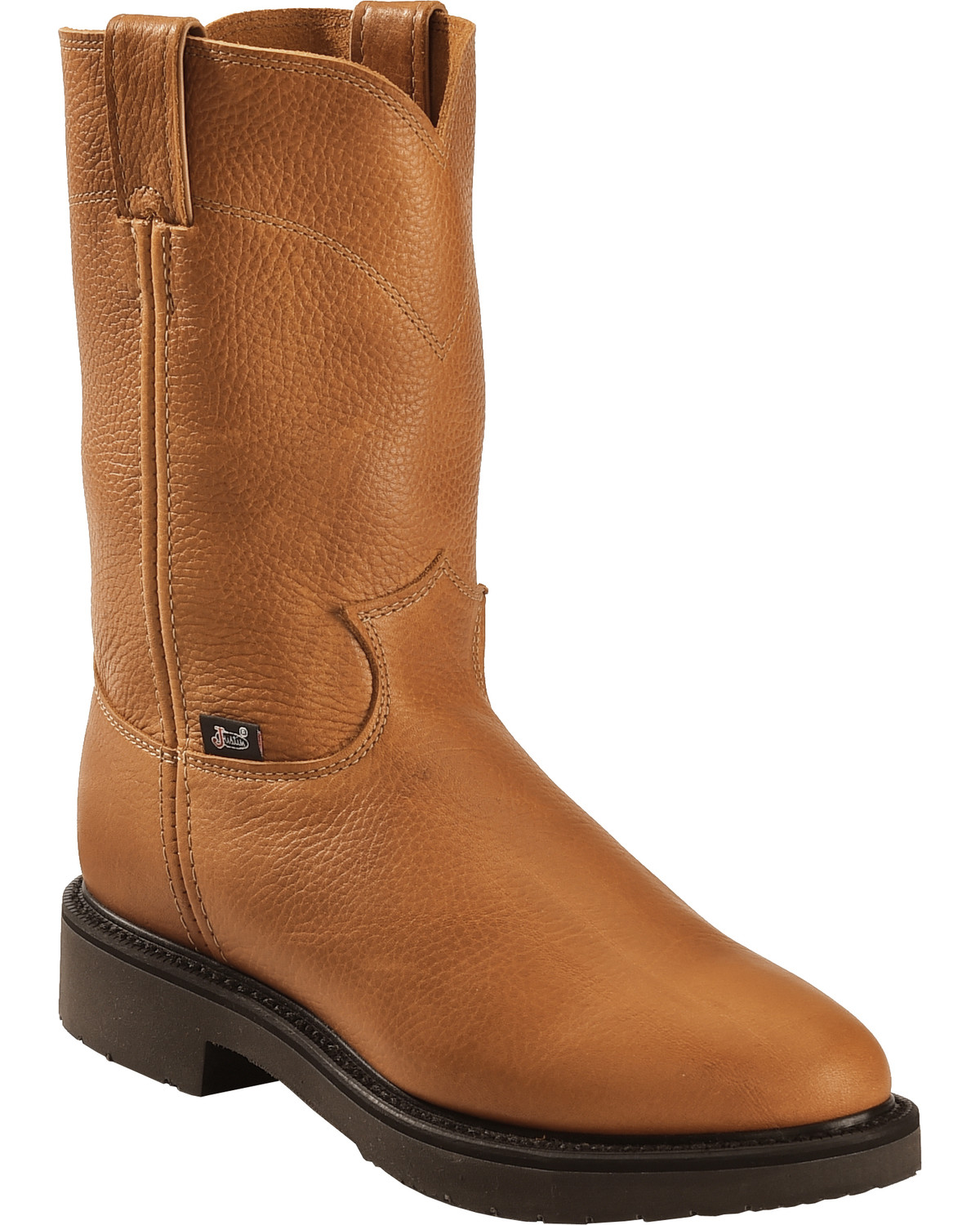 Mens Pull Up Boots