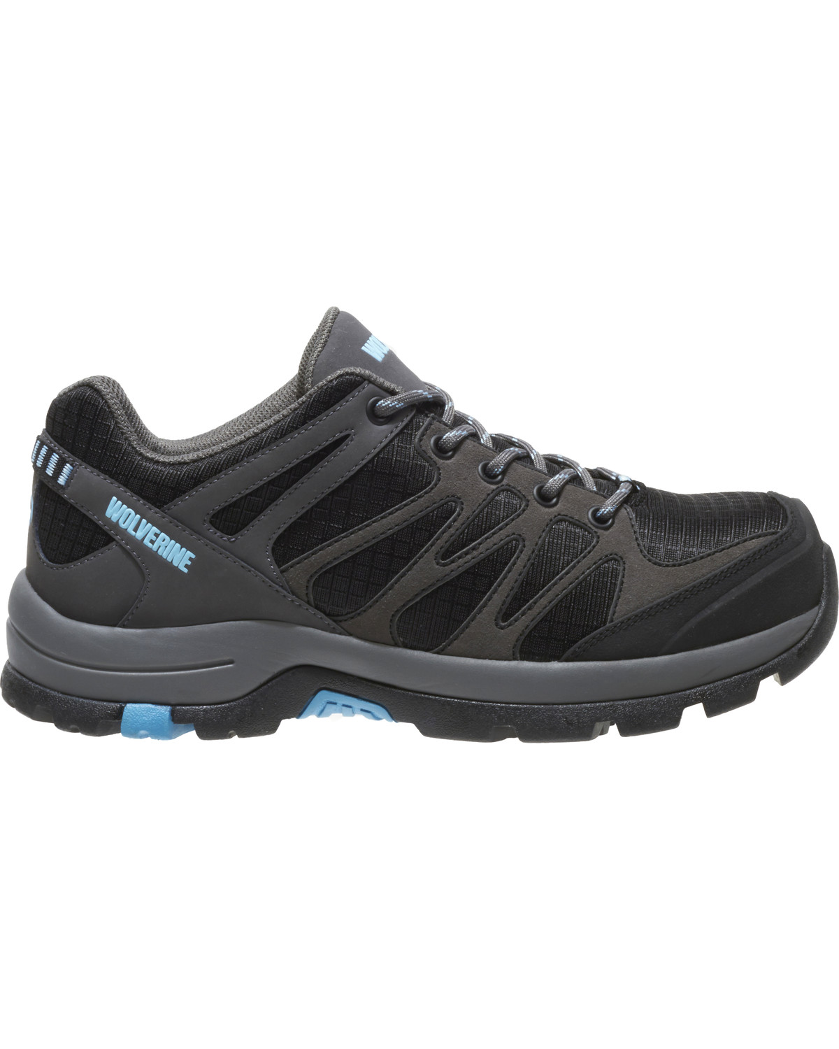 188493963a Wolverine Women s Fletcher Waterproof Hiking Shoes - Composite Toe ...