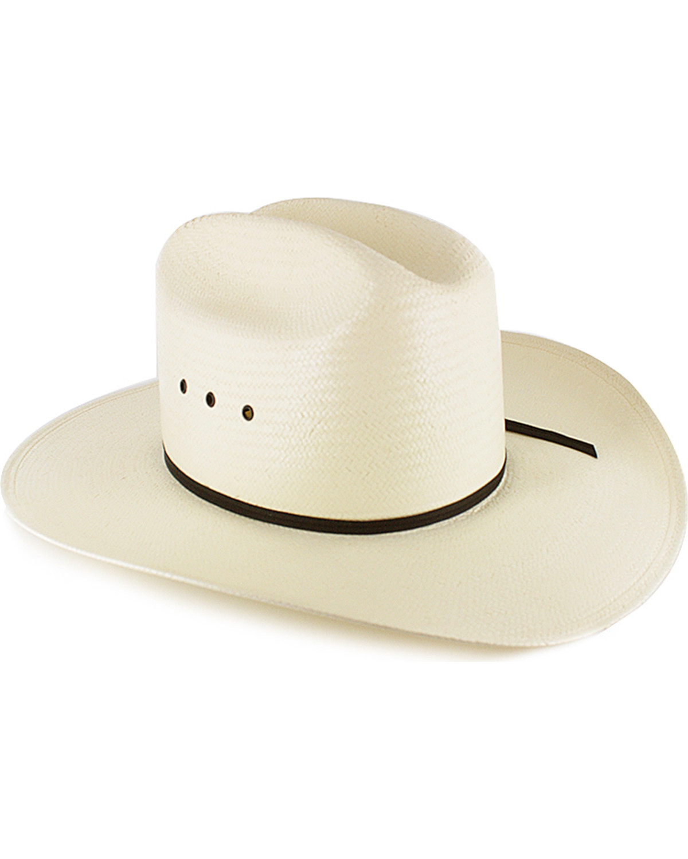 2ad849cb76f29 Resistol Kid s Elastic Fit Straw Cowboy Hat