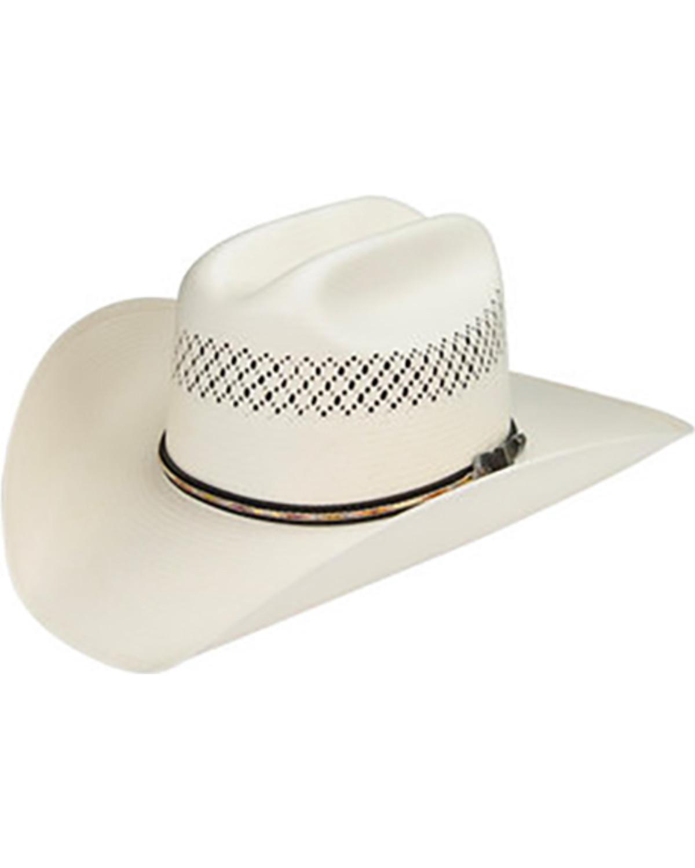 Master Hatters Men s Air Scottsdale 20X Straw Vented Cowboy Hat ... 44fece6d930