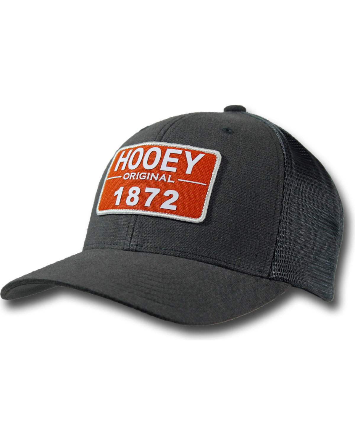 hot sale online 2cef1 c78e8 Hooey Men s Original Trucker Cap, Black, hi-res