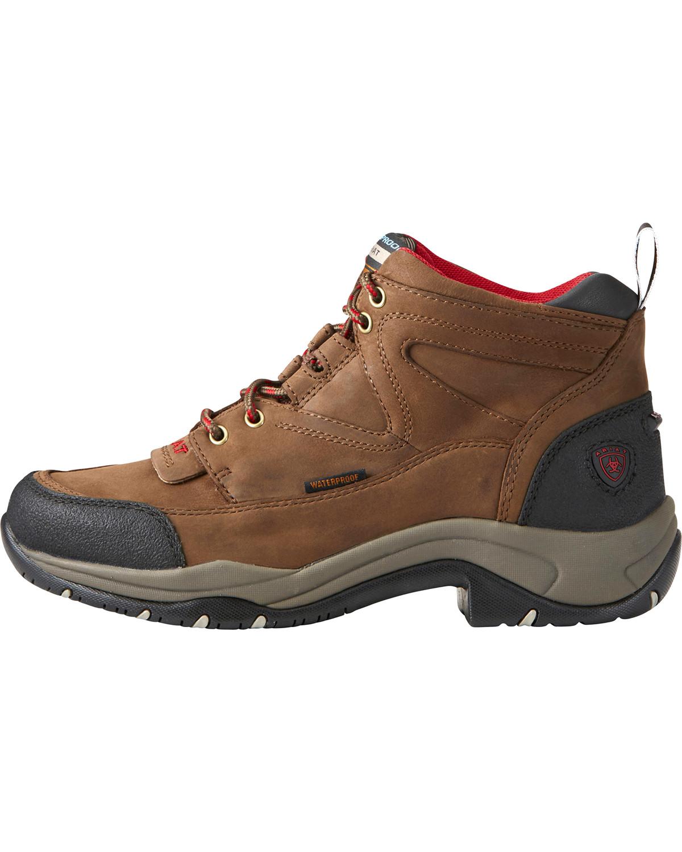 Ariat Women's Terrain H2O Waterproof Boots - Round Toe ...