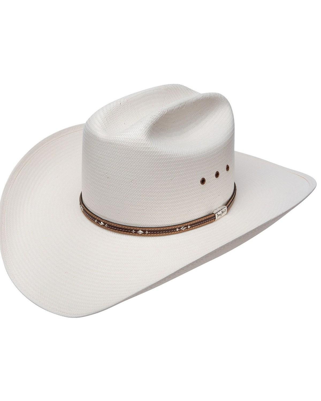 8dbaf2423e006 Resistol 10X George Strait Kingman Straw Hat