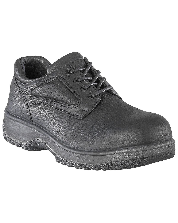 Florsheim Women s Fiesta Oxford Work Shoes - Composite Toe  ff2c91495a