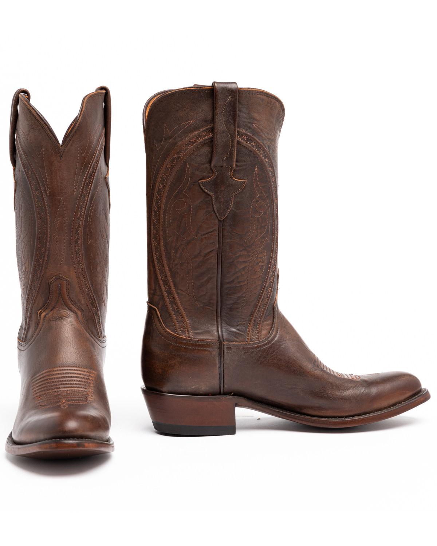 Lucchese Men s Clint Heirloom Mad Dog Western Boots  2befcbd3e4cc