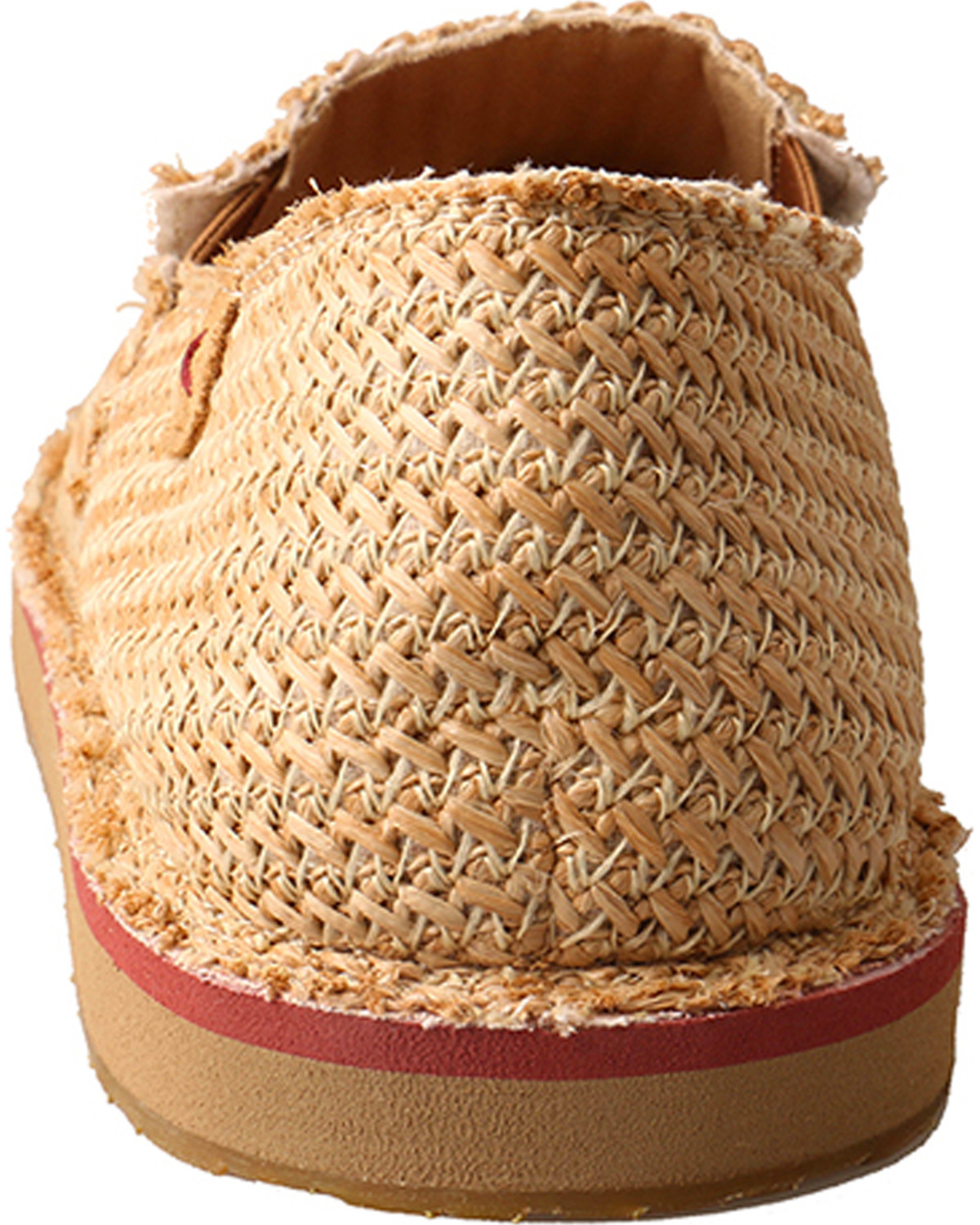 Twisted X Mens Tan Pattern Casual Loafers Moc Toe Boot Barn