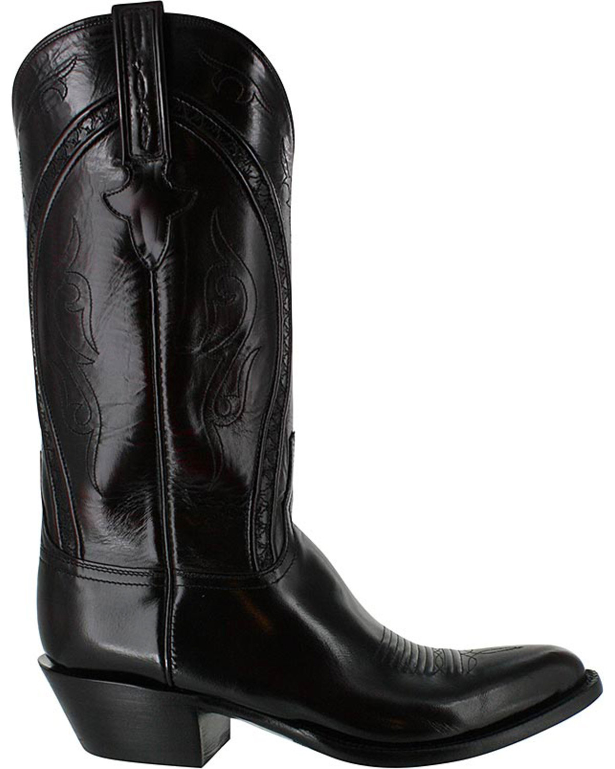 Lucchese Men S Embroidered Western Boots Boot Barn