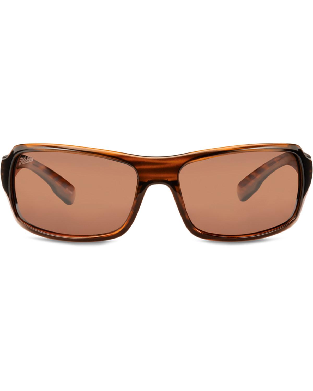 4ad0e59058ab Hobie Men s Copper Shiny Wood Grain Polarized Malibu Sunglasses ...