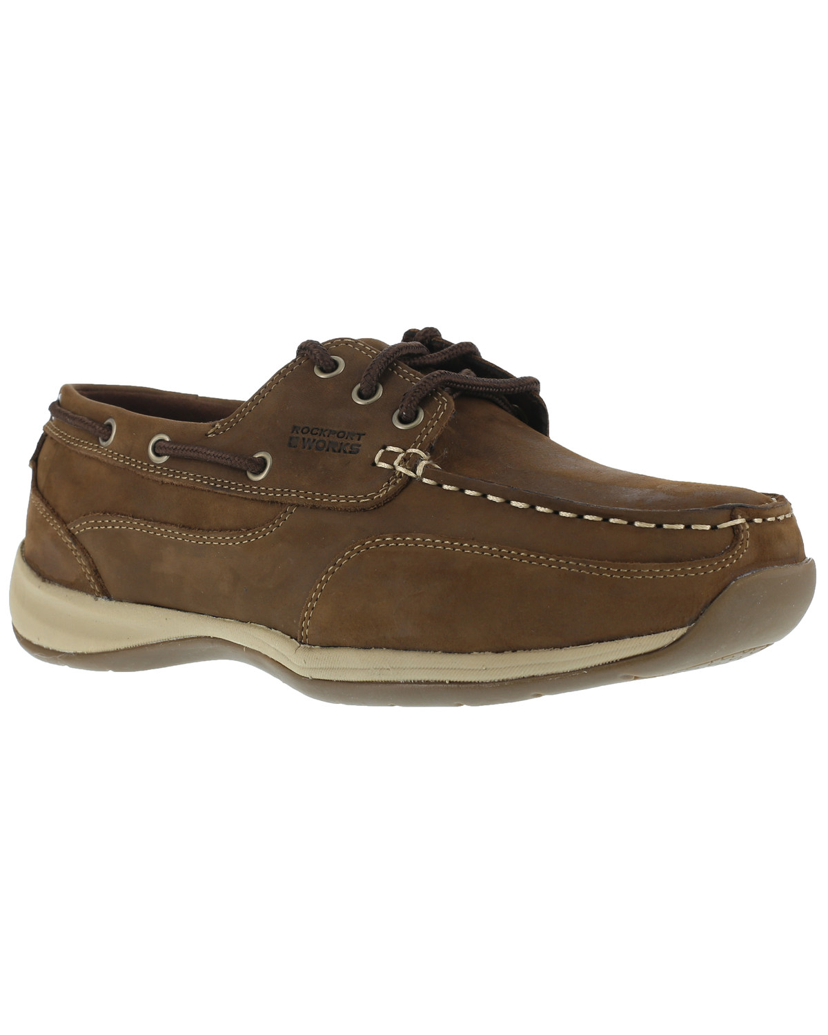 Rockport Works Sailing Club Boat Shoes