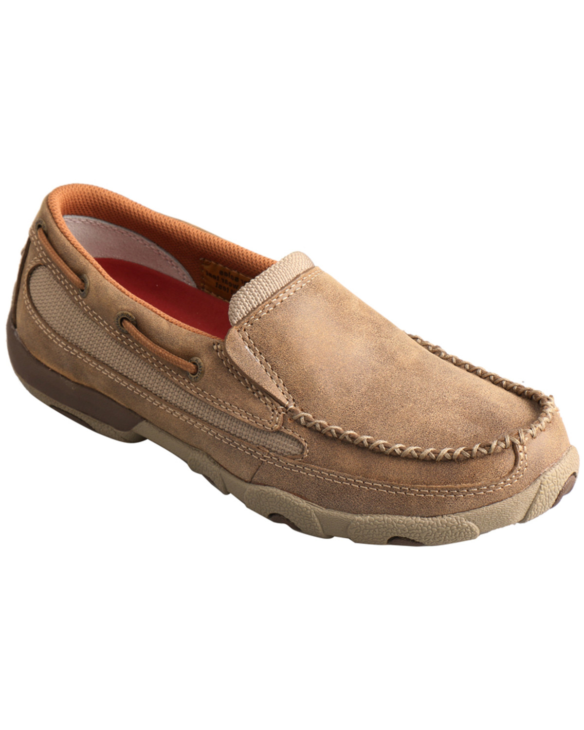 8bcf44988bb Twisted X Women s Leather Driving Moccasins