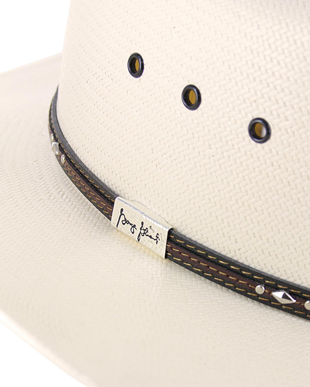 2c05f1e94a4b6 George Strait by Resistol Kingman 10X Straw Hat