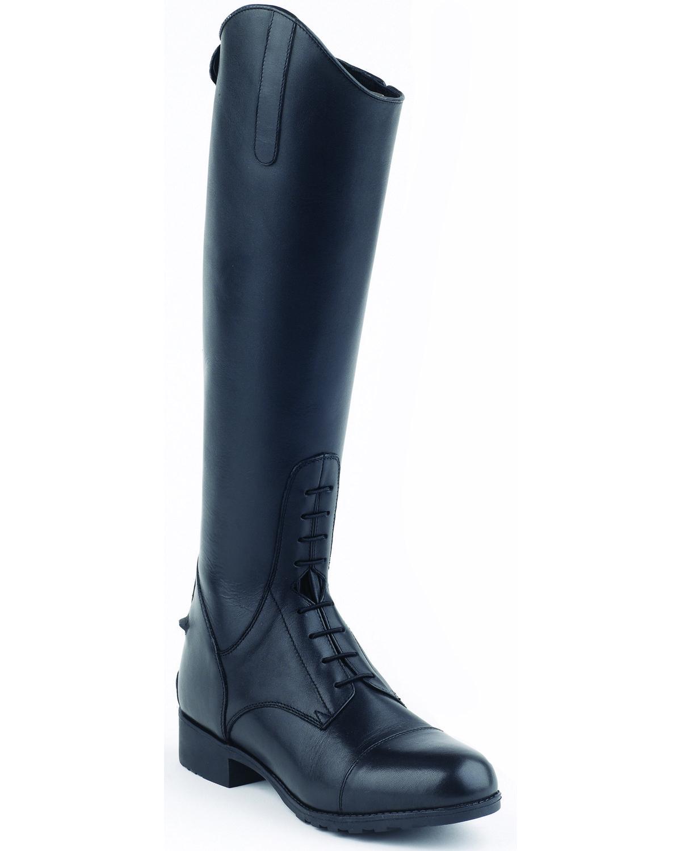 Mountain Horse Girls' Venice Jr. Field Boots