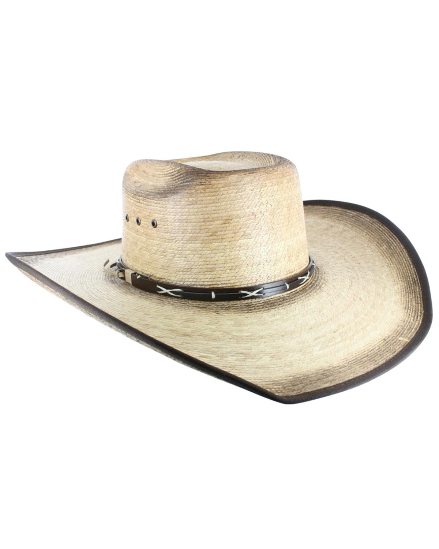 Cody James® Men s Palm Leaf Cowboy Hat  007656f61f7